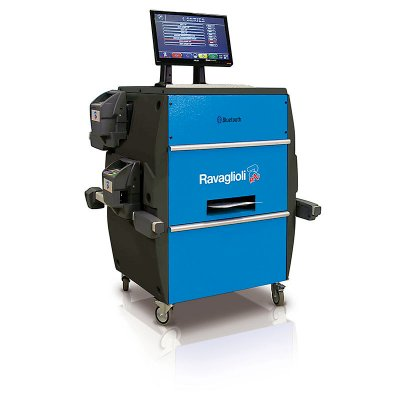 Ravaglioli's 1760 Bluetooth Wheel Alignment System
