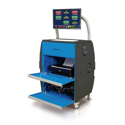 Ravaglioli's 2200 Bluetooth Wheel Alignment System